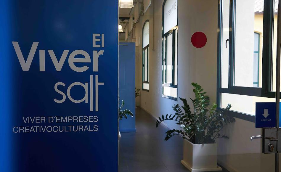 Dues noves empreses s'instal·len al Viver de Salt