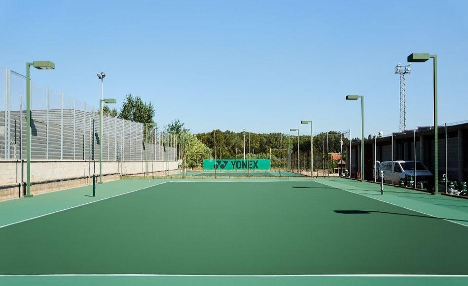 Obres de millora i manteniment a les instal·lacions esportives durant l'estiu