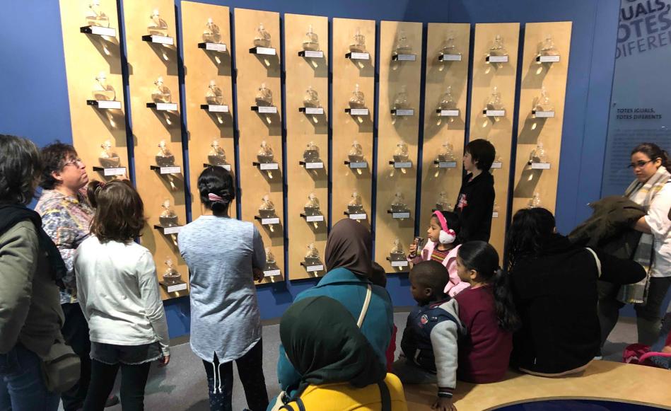 El Museu de l'Aigua rep una subvenció de la Diputació per adquirir equipament fotogràfic