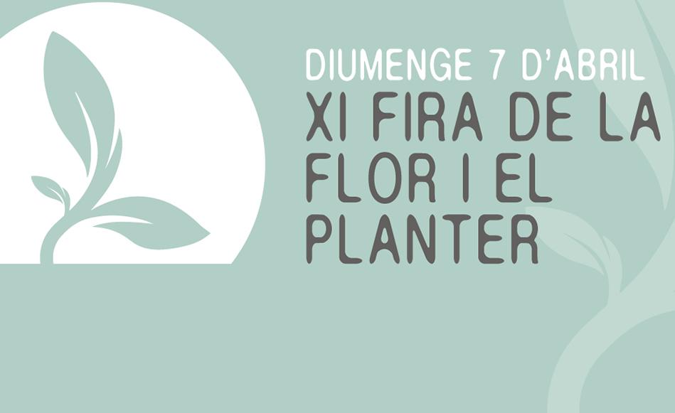 El 7 d'abril arriba l'onzena edició de la Fira de la Flor i el Planter de Salt