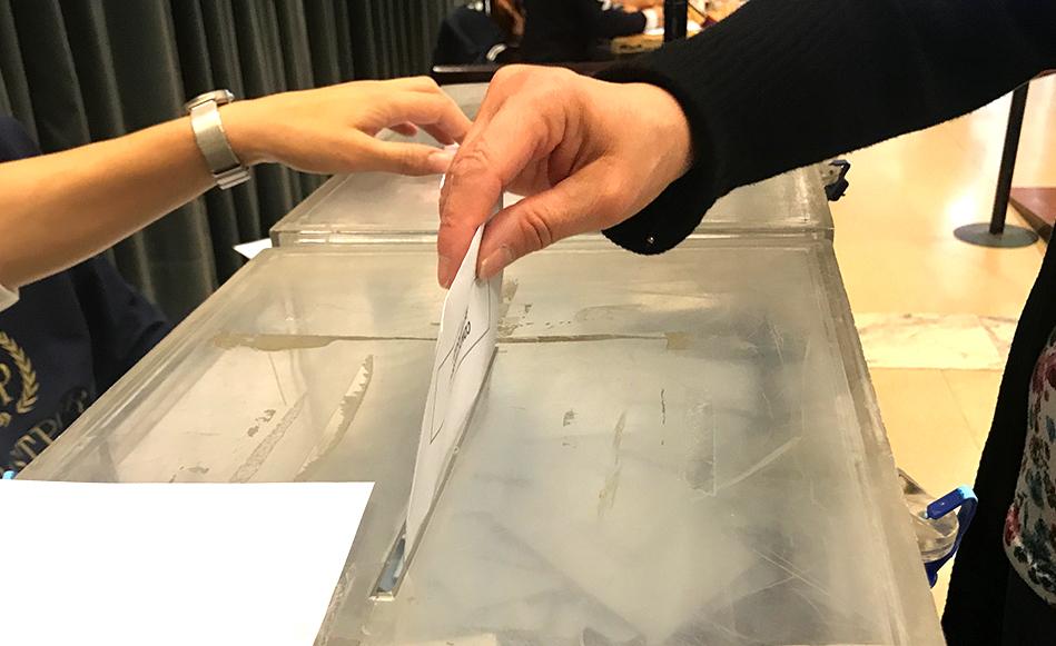 Els resultats de les eleccions del 26 de maig a Salt