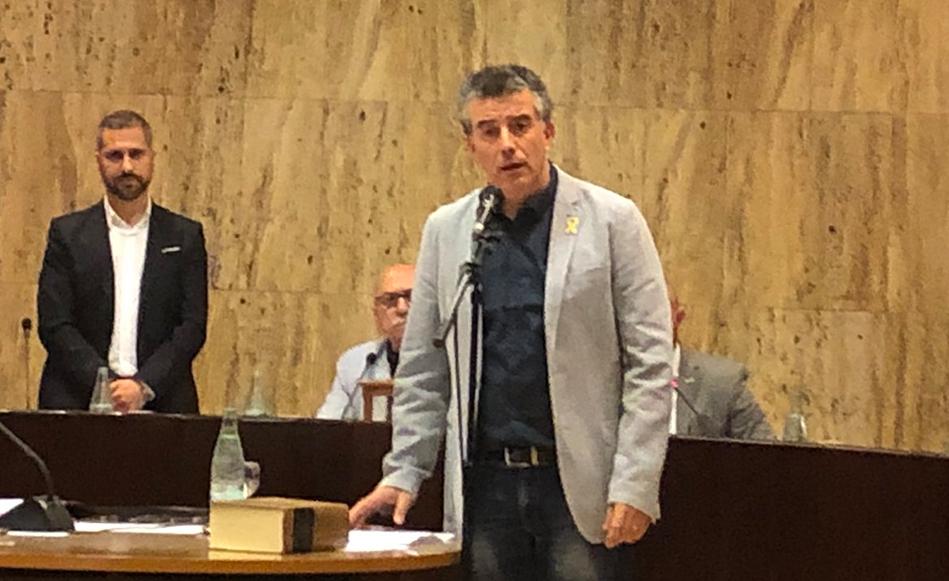 Jordi Viñas és novament l'alcalde de Salt