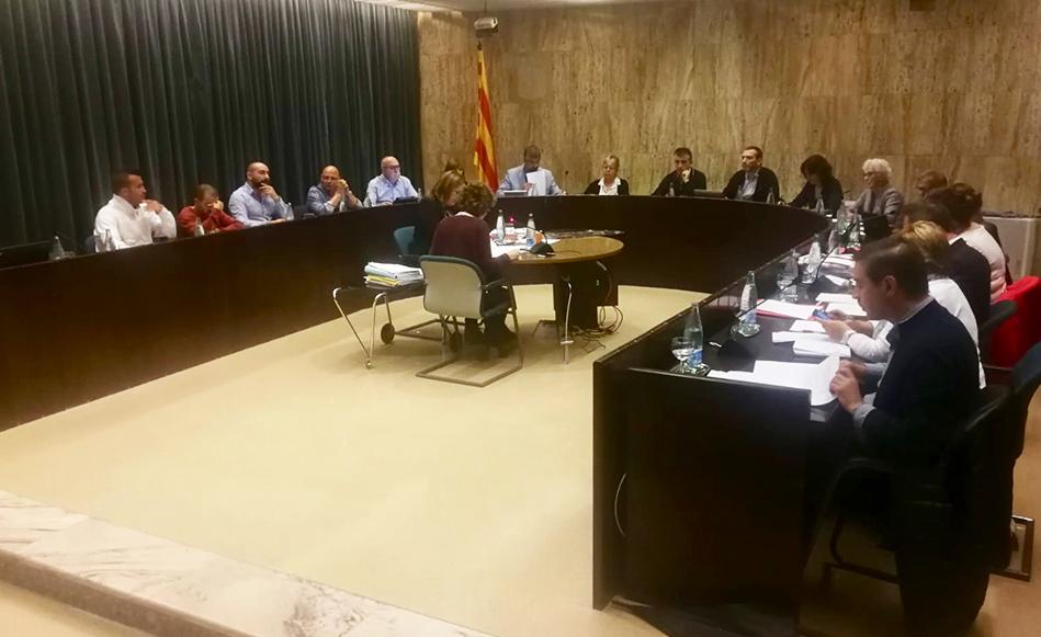 L'Ajuntament de Salt dona un nou pas per impulsar polítiques d'habitatge després d'aprovar un crèdit per comprar 83 pisos