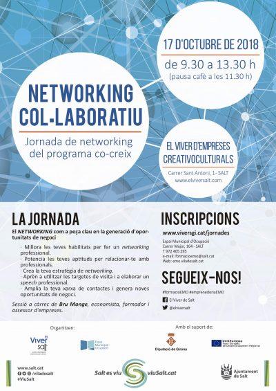 AF cartell creativitat i networking