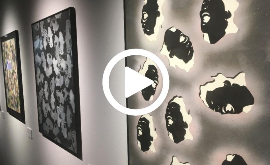 Salt reconeix la figura d'en Jaume Xifra amb una exposició retrospectiva de la seva obra