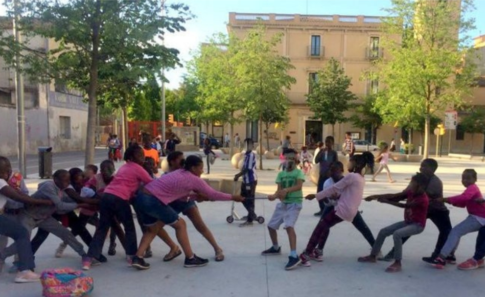"""Més de 500 infants participen al programa d'extraescolars """"Juguem? després de l'Escola"""""""