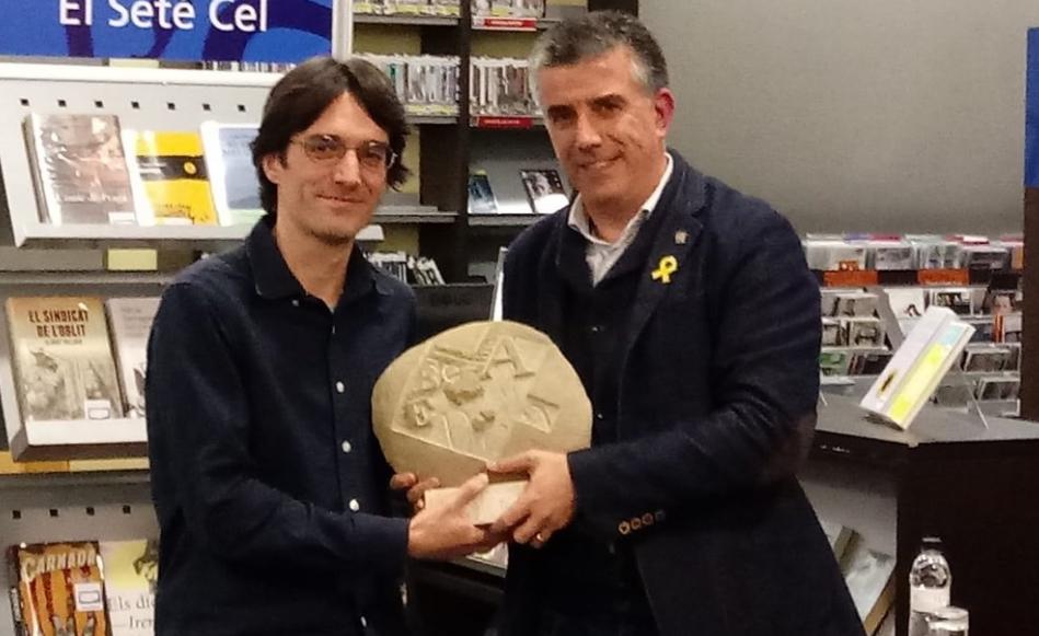 'Els estranys', de Raül Garrigasait és l'obra guanyadora del premi Setè Cel