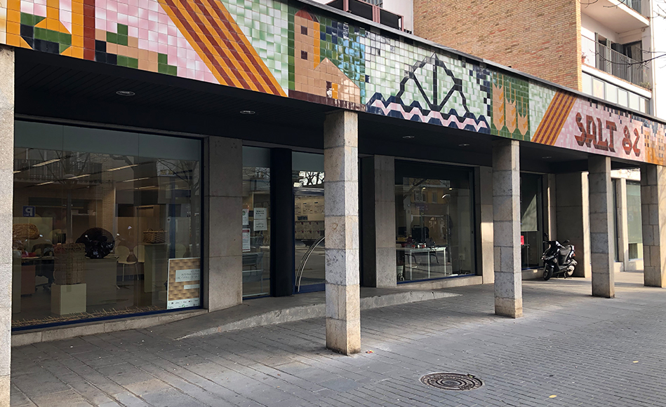 La taxa d'atur segueix baixant a Salt mentre puja a Girona i a Catalunya