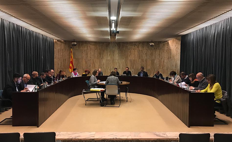 Salt passa d'un deute municipal del 106% al 38,6% que li permetrà realitzar un pla d'inversions