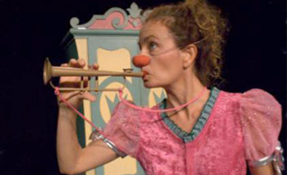 """Més de 1500 alumnes d'infantil i primària veuran l'espectacle """"Tut-tururut. La Princesa"""" al Teatre de Salt"""