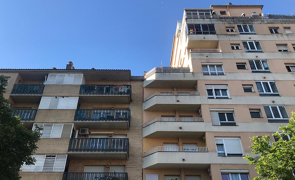 L'Ajuntament de Salt obre una línia de subvencions per rehabilitar les parts comunes dels edificis plurifamiliars