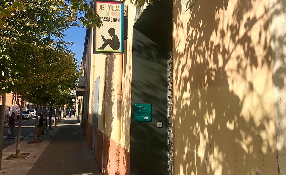L'Ajuntament de Salt compra l'edifici on està situada la Biblioteca d'en Massagran