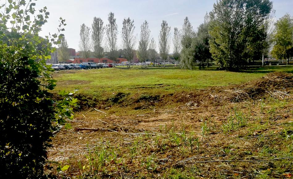 L'Ajuntament de Salt qualifica d'ús per a equipaments educatius els terrenys situats entre el Parc Monar i l'escola La Farga