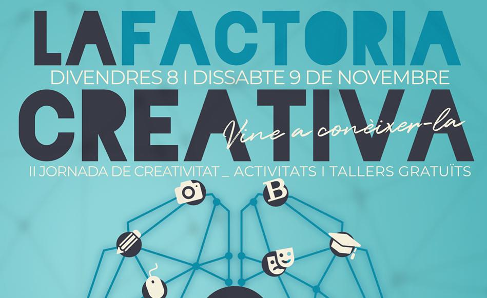 Salt celebra la segona edició de la Factoria Creativa