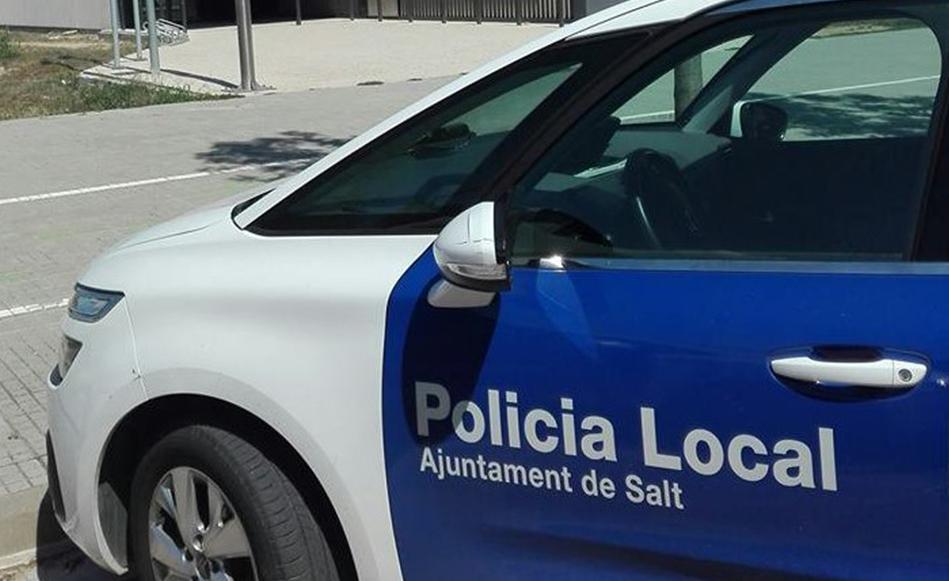 La Policia de Salt incorpora tres agents interins