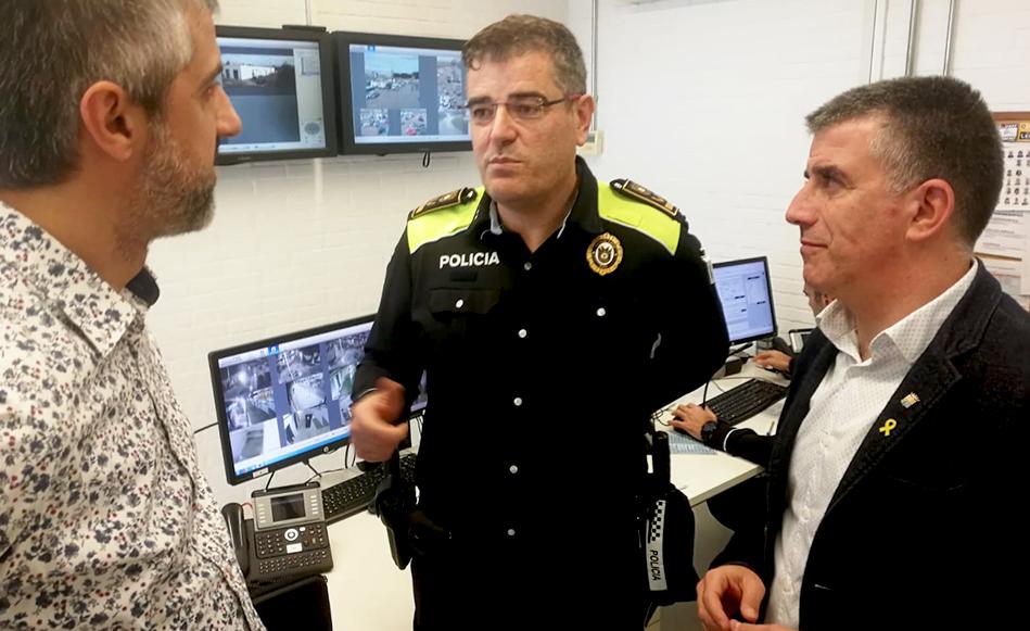 Gregori Martínez, nou Inspector en Cap de la Policia Local de Salt