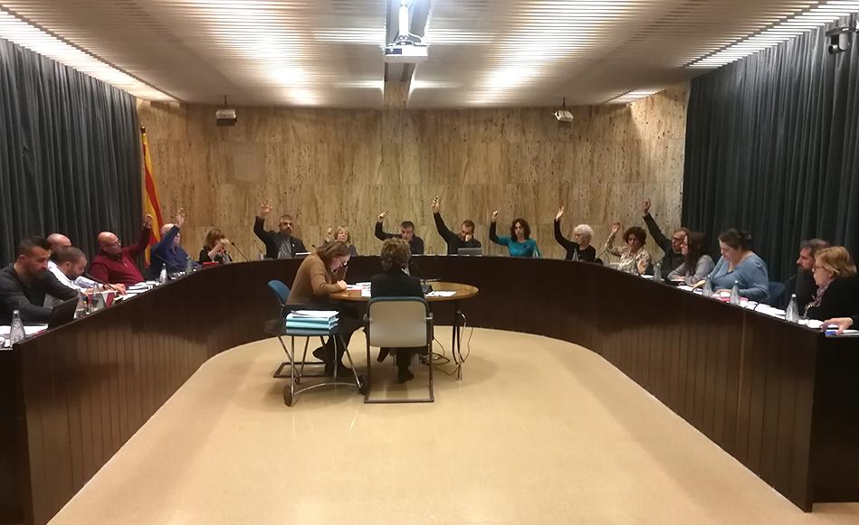 L'Ajuntament de Salt incrementa un 4,36% el pressupost municipal 2020