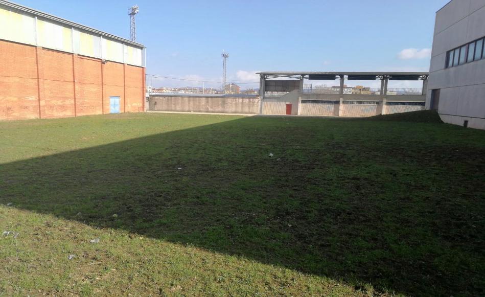 L'Ajuntament de Salt projecta la construcció de noves pistes a la zona esportiva del Pla