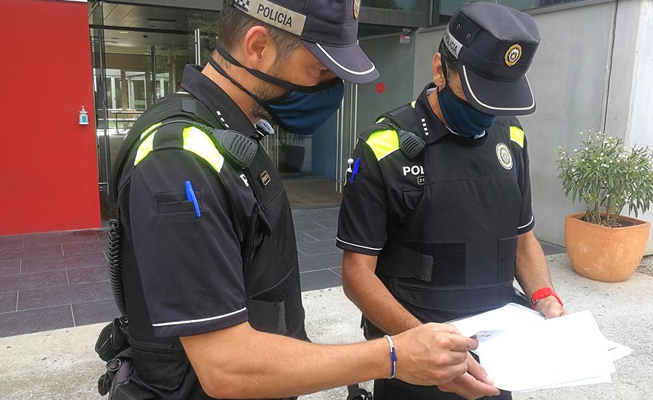 La Policia Local de Salt inicia els processos selectius per incorporar sis agents més