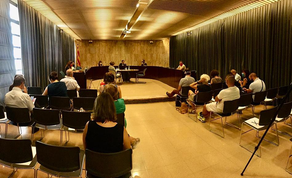 L'Ajuntament de Salt ratifica per unanimitat l'acord per implantar al sector sud de la vila el nou Hospital Josep Trueta i el Campus de Salut de la regió sanitària