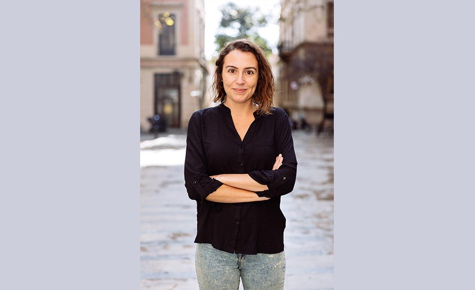 Maria Climent guanya el premi Setè Cel 2020 de Salt amb la novel·la Gina
