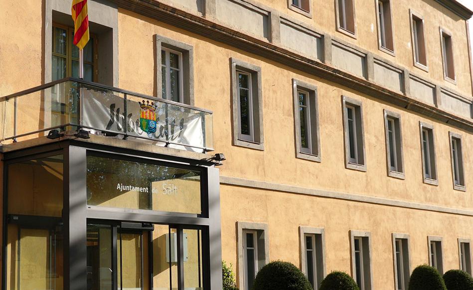 L'Ajuntament de Salt suma 250.000 euros a les accions de suport al teixit comercial i empresarial