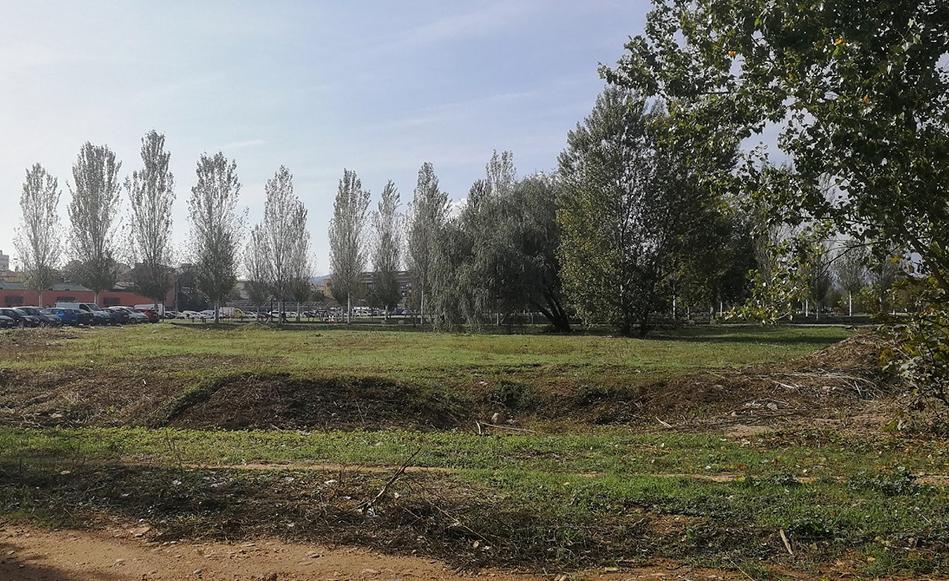 Nou pas per la construcció del nou Institut Salvador Sunyer de Salt