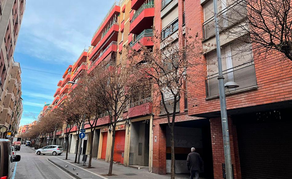 Millora de la il·luminació al carrer Àngel Guimerà, en el tram entre els vials Francesc Macià i Pacheco