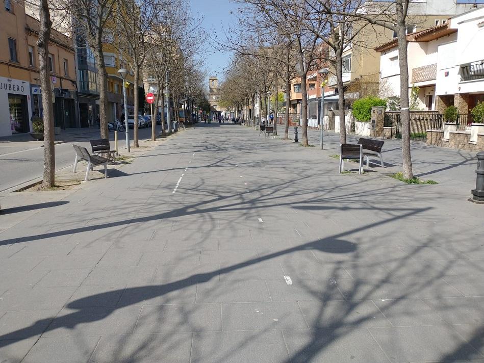 Passeig Ciutat Girona