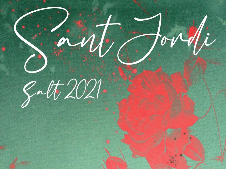 La Festa de Sant Jordi de Salt comptarà amb 27 parades