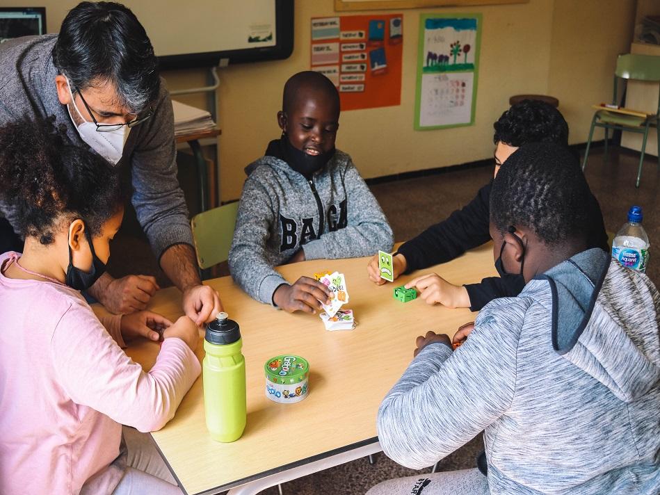 Salt impulsa les mesures que inclou el Pla de Millora d'Oportunitats Educatives