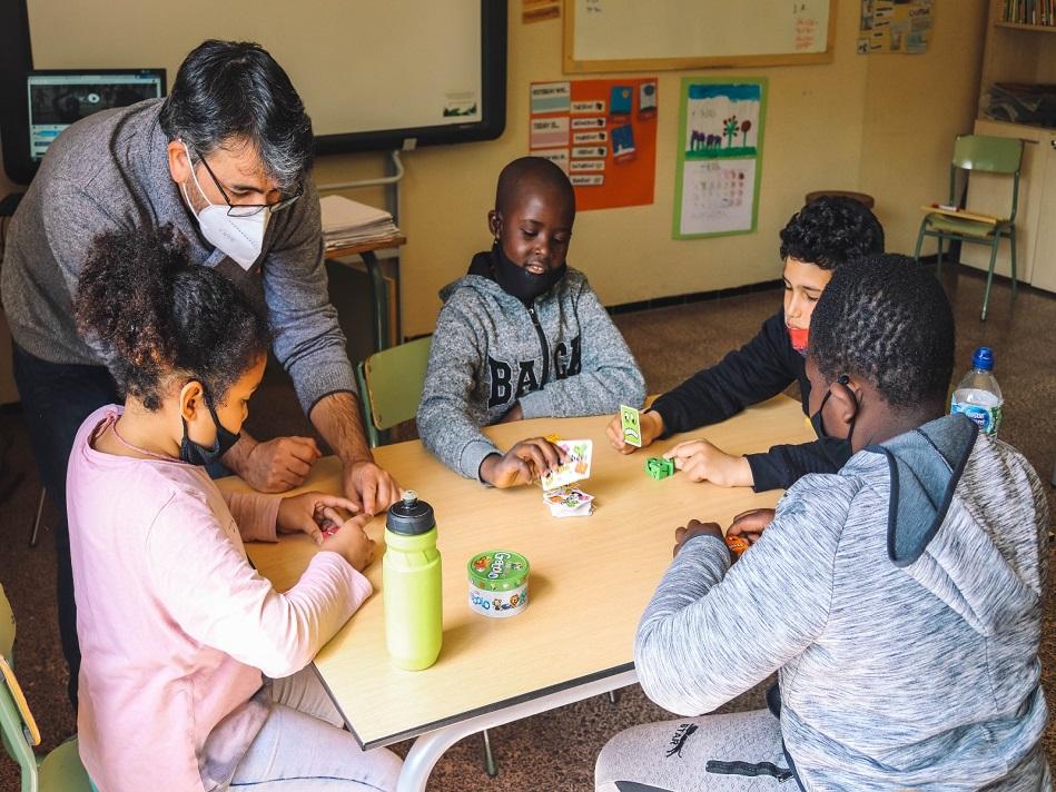 1.700 alumnes de Salt s'han beneficiat aquest curs 2020-21 dels tallers de suport i estudi assistit