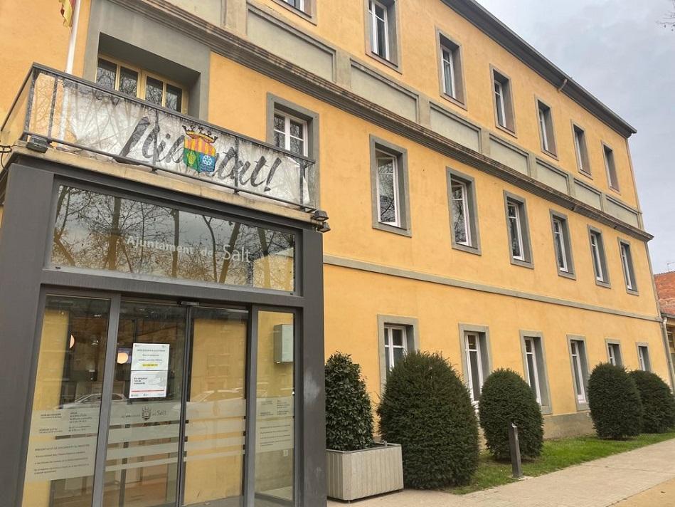 L'Ajuntament de Salt subvencionarà amb 1.000 euros les entitats que durant els dos darrers anys no han pogut fer barraques per la Festa Major