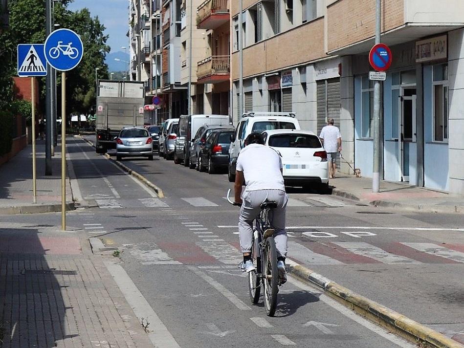 L'Ajuntament impulsa la redacció del Pla Estratègic de la bicicleta de Salt per implementar una xarxa ciclista connectada a l'àrea urbana gironina