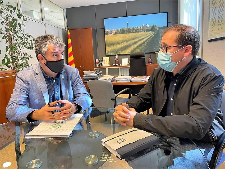 Jordi Viñas i Jaume Puebla – web
